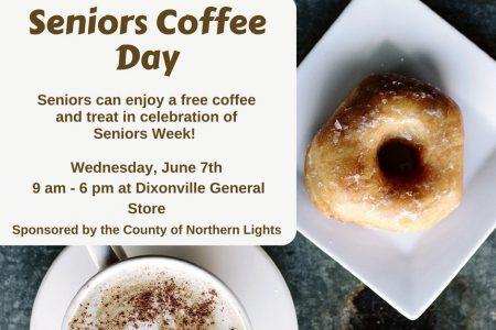 Seniors Coffee Fb