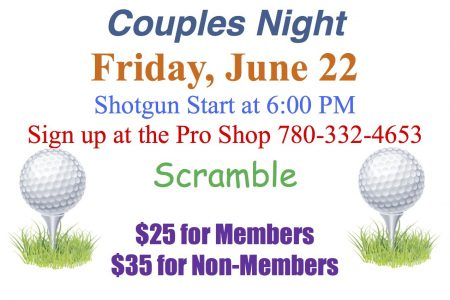 Couples Night June 2018