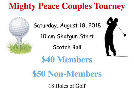 Mighty Peace Couples Tourney