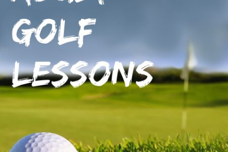 Adult Golf Lessons