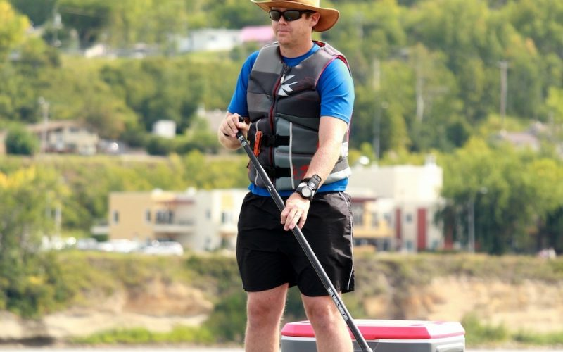 Paddle The Peace Murray Sup Front Laurie Stavne