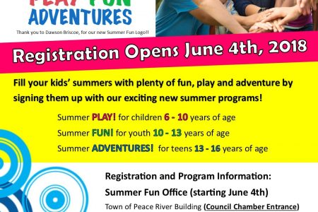 Summer Program Peace River