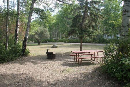 Queen Elizabeth Campground Hervieux