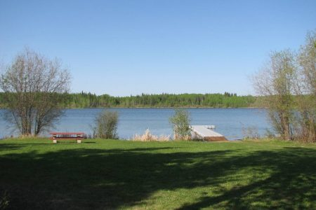 Figure 8 Lake Alberta Parks