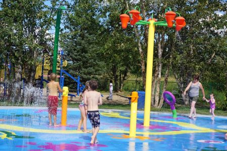 Manning Splash Park 3