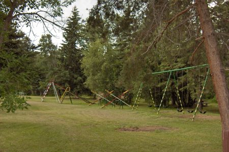 Strong Creek Park Play Ground