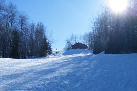 Manning Ski Hill