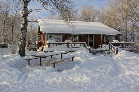 Manning Ski Hill Chalet
