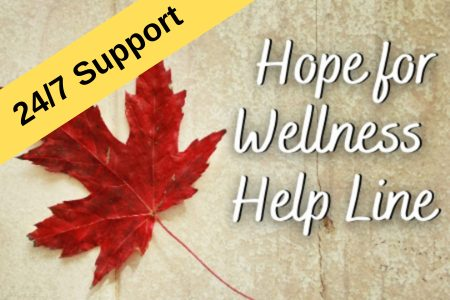 Hope For Wellness Banner