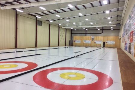 Manning Curling Rink
