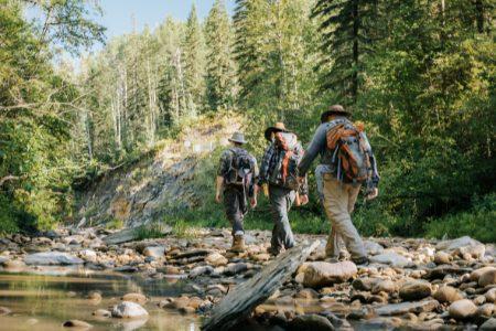Ta Hiking