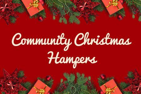 Community Christmas Hampers