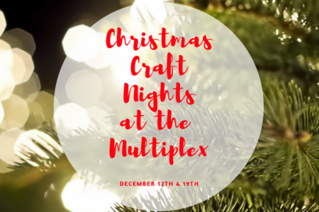 Craft Nights At The Multiplex