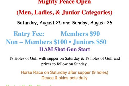 Mighty Peace Open