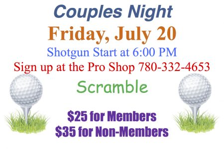 Couples Night July 2018