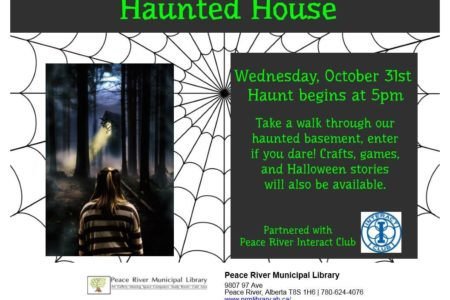 Prml Haunted House