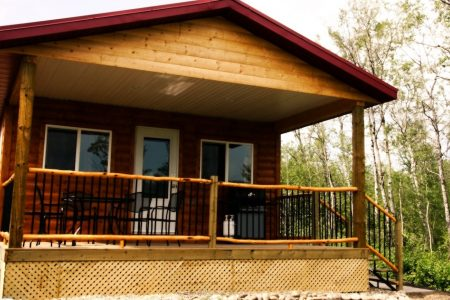 Peace River Cabins Outdoors 2