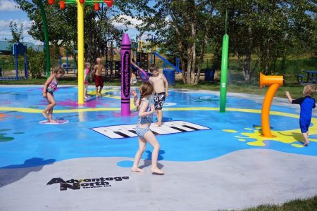 Manning Splash Park 2