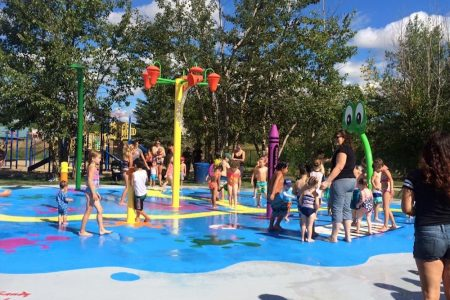 Manning Splash Park