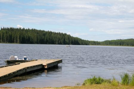 Sulphur Lake Recreation Area Alberta Parks