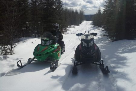 Smith Mills 06 Mar15 1 Sled Trail 002